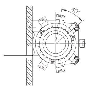 rotate clutch dv12 light